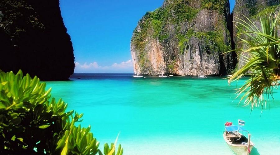 ทัวร์หมู่เกาะพีพี โดยเรือสปีดโบ๊ท