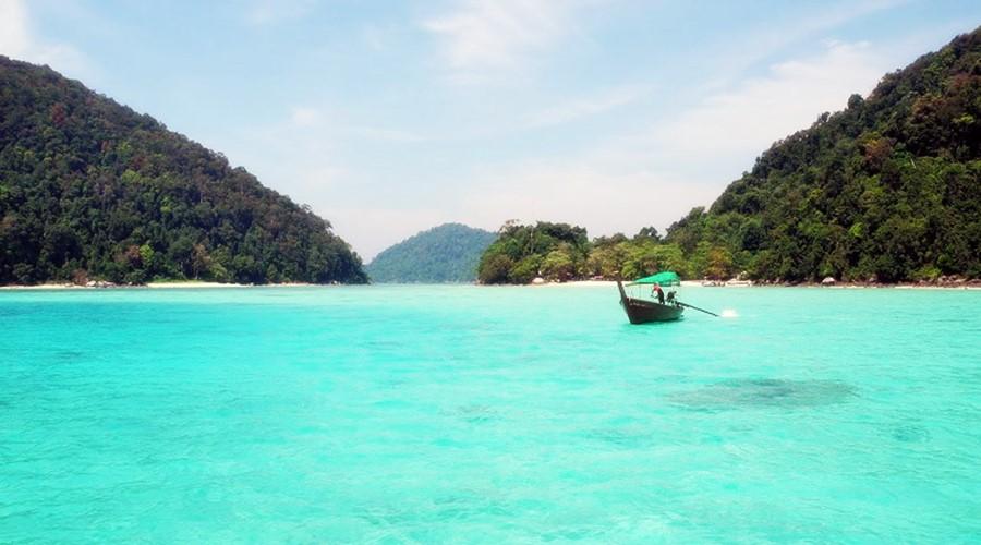 ทัวร์หมู่เกาะสุรินทร์ ทัวร์วันเดียว