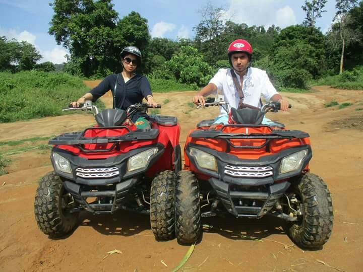 ทัวร์ขับรถเอทีวี ท่องเที่ยวชมธรรมชาติ (Tour ATV ADVENTURE)