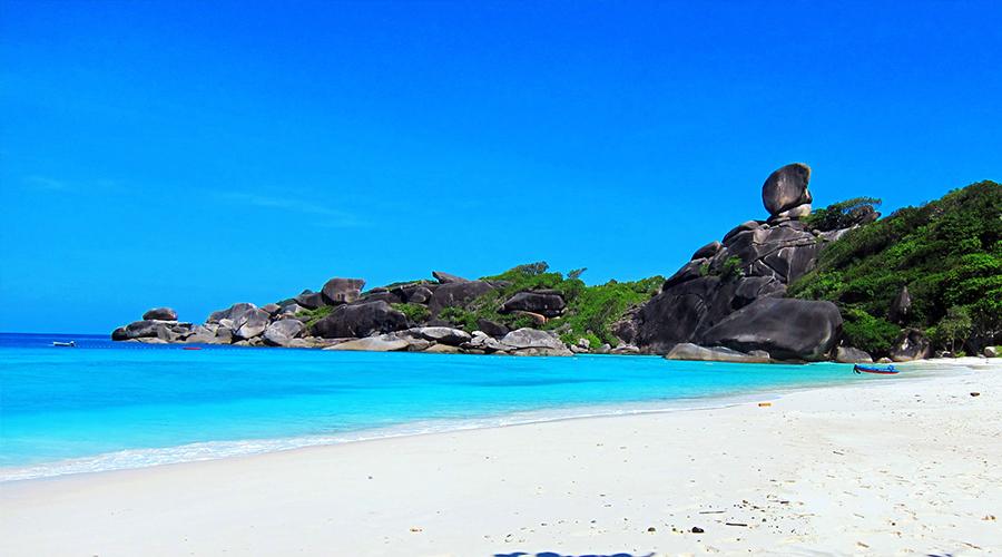 ทัวร์เกาะสิมิลัน 2 วัน 1 คืน (พักบนเกาะเต็นท์, บังกะโล)